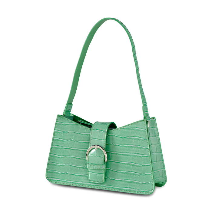 NEW! Mint Green Slim Shoulder Bag THREESIXFIVE
