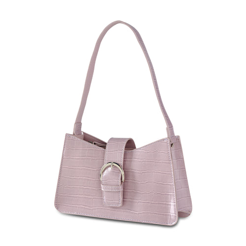NEW! Lilac Slim Shoulder Bag THREESIXFIVE