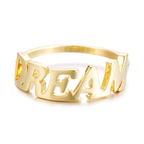 The Dream Big Ring