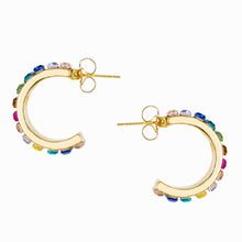 Load image into Gallery viewer, Follow the Rainbow Earrings