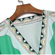 Load image into Gallery viewer, Mint Mix Maxi dress