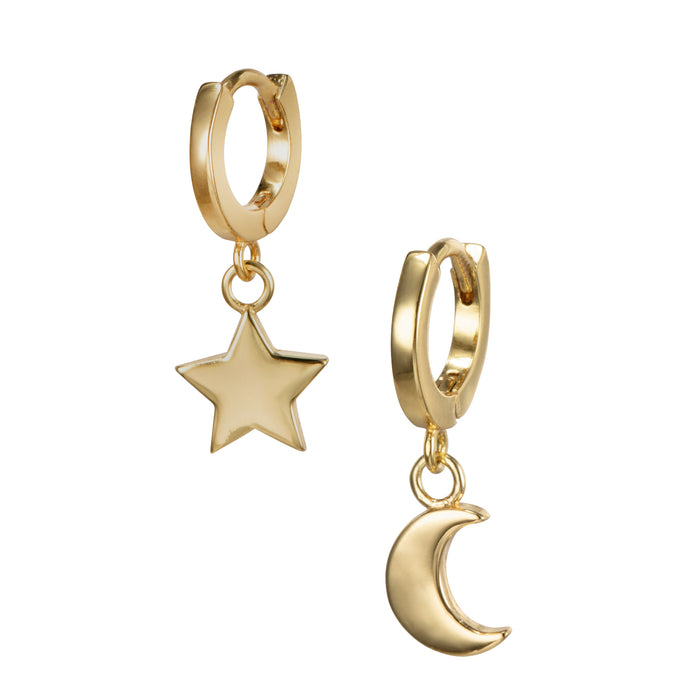 The Moonlit Earring