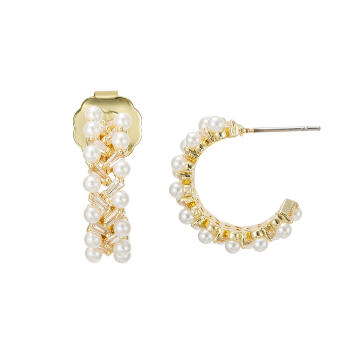 The Madame Moselle Earring
