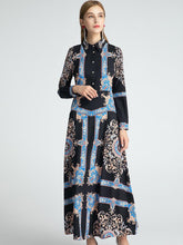 Load image into Gallery viewer, The Empress maxi dress