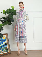 Load image into Gallery viewer, Oh my Daze! midi dress