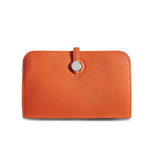 Orange Travel Wallet THREESIXFIVE