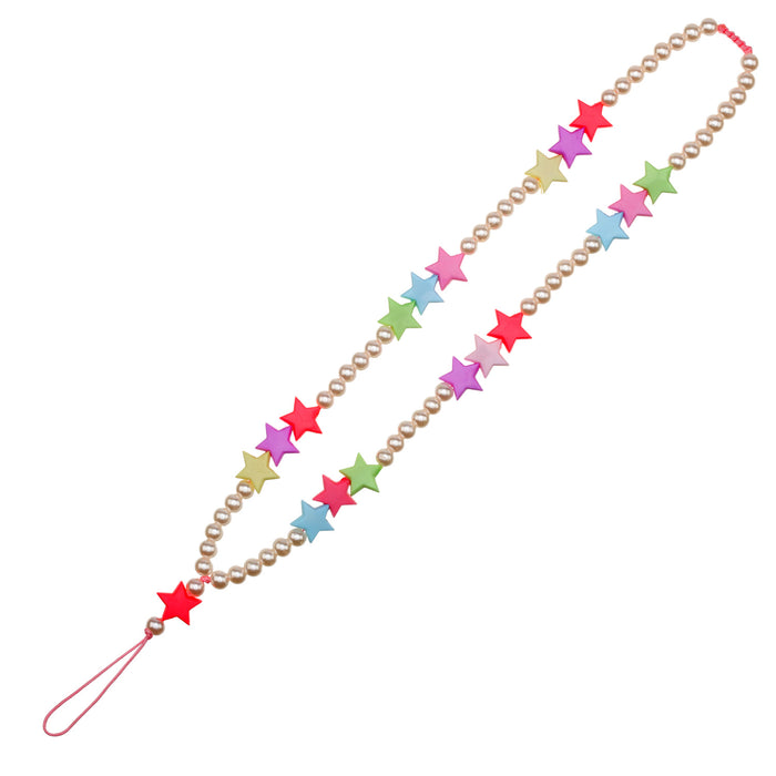 SHOOTING STARS PHONE CHAIN by Talis Chains