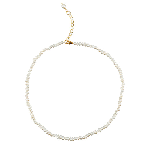 Freshwater Pearl Choker by TALIS CHAINS