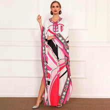 Load image into Gallery viewer, Cerise and love Maxi dress