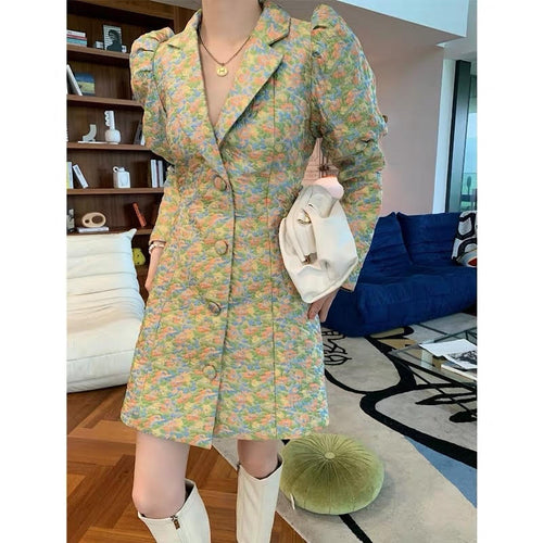 The Meadow Blazer dress
