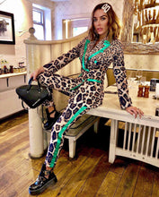 Load image into Gallery viewer, Leopard-Print Jacquard Suit *WAS £150*