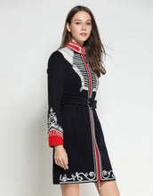 Load image into Gallery viewer, The Commander Navy military dress / coat *WAS £220*
