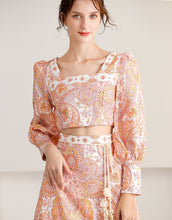 Load image into Gallery viewer, The Strawberry Sorbet  bohemian set