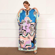 Load image into Gallery viewer, Starry eyed  maxi dress