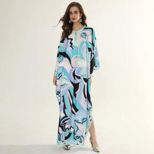 Load image into Gallery viewer, Waterlily Maxi dress