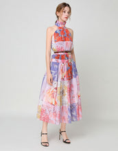 Load image into Gallery viewer, Summer Lovin halterneck maxi dress