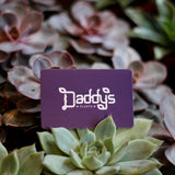 WILDROOT & DADDY'S PLANTS GIFT SET
