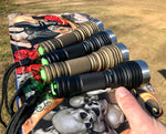 Custom Convoy C8 Flashlight
