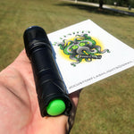 Modded convoy S12 triple led flashlight