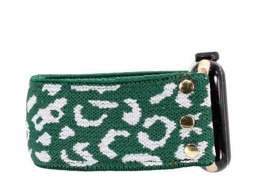 Billy Leopard Apple Watch Band