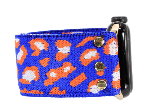 Doug Leopard Apple Watch Band
