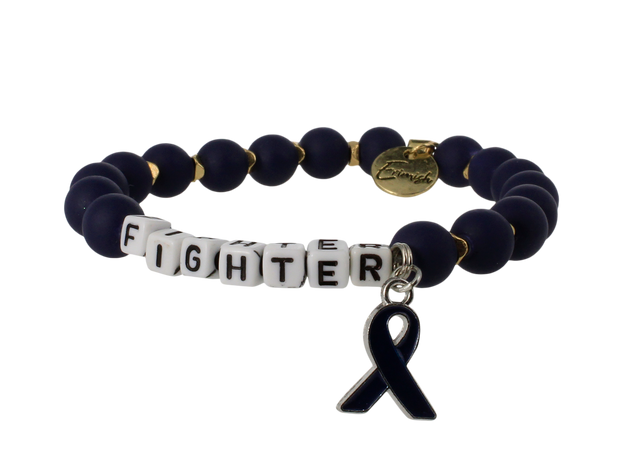 Colon Fighter Stretch Bracelet