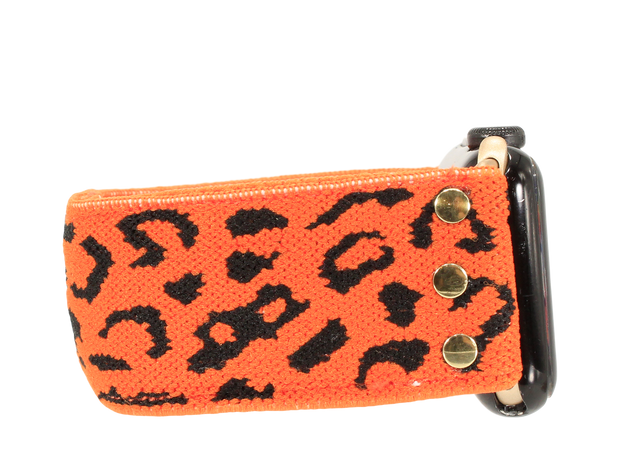 Pete Leopard Apple Watch Band