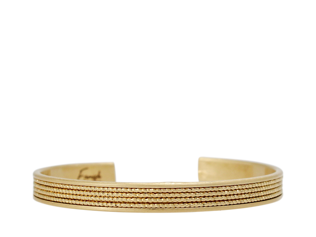 Vivi Gold Adjustable Stackable bracelet