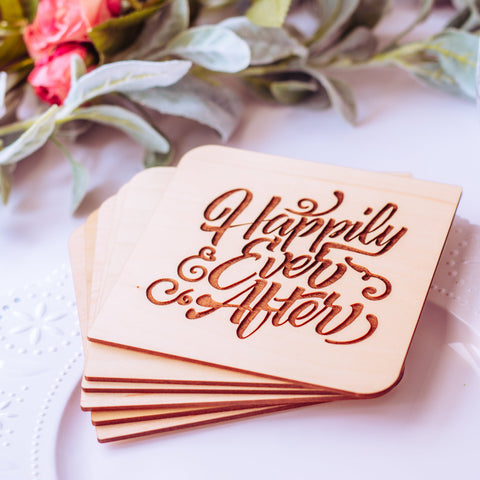 Happily Ever After, Card for Groom on Wedding Day, Husband Wedding Day Card, Personalized Gift,
