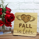 1st Anniversary Card, Anniversary Gift for Wife, Anniversary Card for Husband, Wooden Gift Cards,