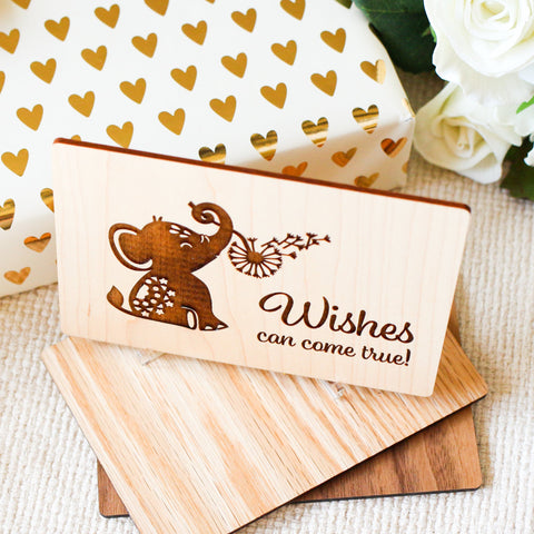 Elephant Baby Shower, Baby Shower Card, Gifts for Mom to Be, Personalized Gift,