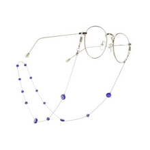 Load image into Gallery viewer, NAZAR Evil Eye Glasses Chain