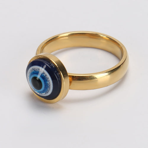 NAZAR SINGLE Evil Eye Ring