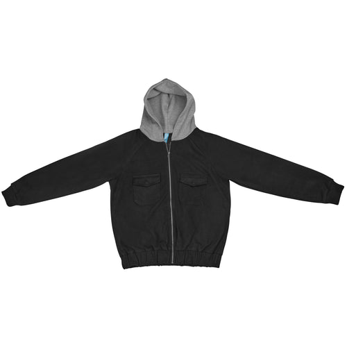 HEAVY FLEECE ZIPPER