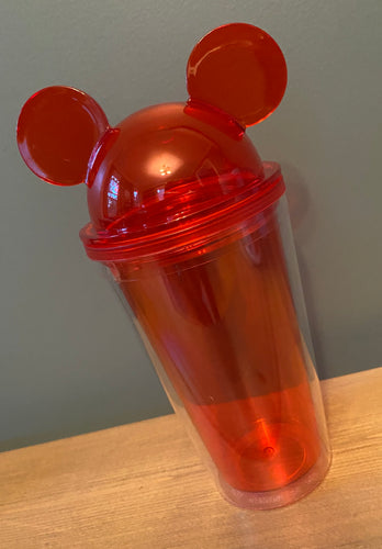 16oz Mickey Ears Acrylic Cup