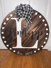 Load image into Gallery viewer, Customized Wood Signs