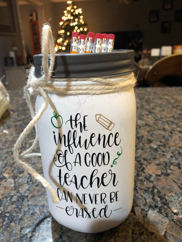 Teacher Pencil Holder