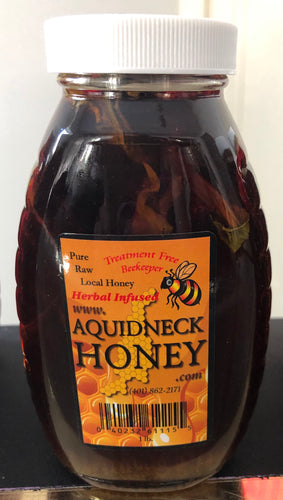 Infused Raw Honey
