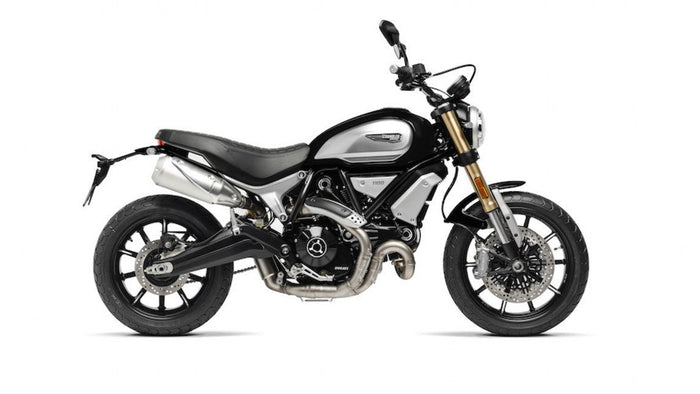 Scrambler 1100 STD - SunstateMC