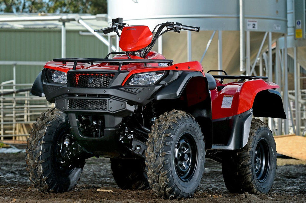 KingQuad 500AXi 4x4 - SunstateMC