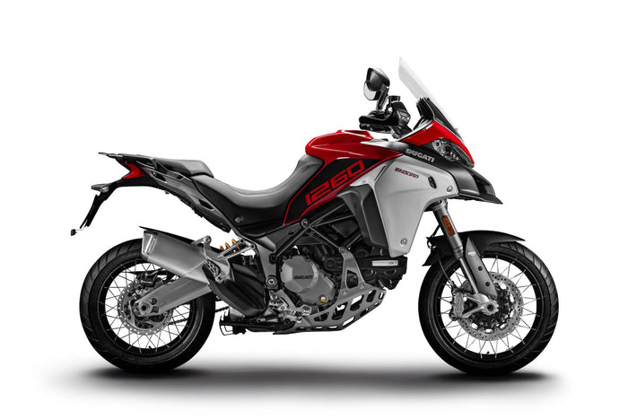 Multistrada 1260 Enduro Red