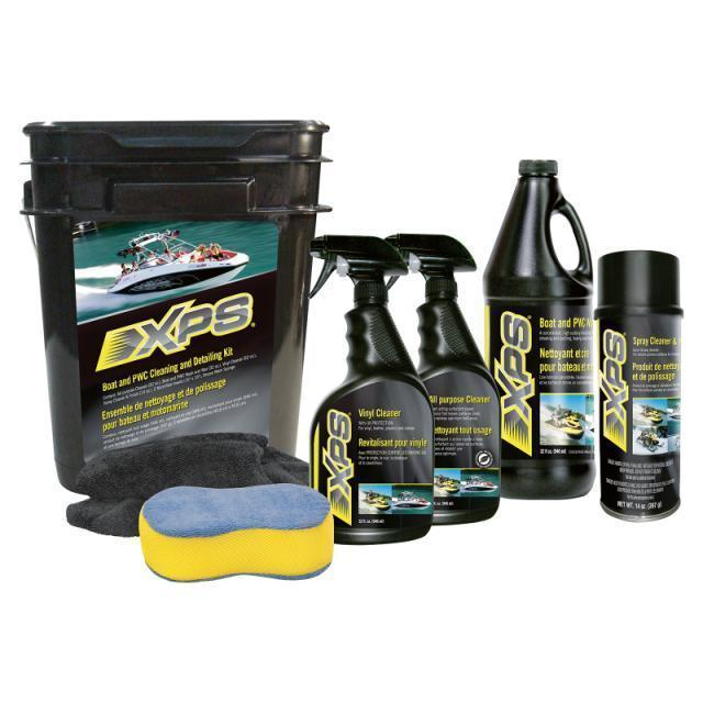 XPS Watercraft Cleaning & Detailing Kit - SunstateMC