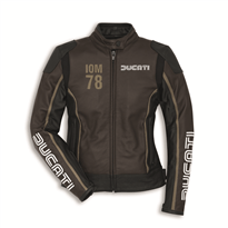 LADIES JACKET IOM