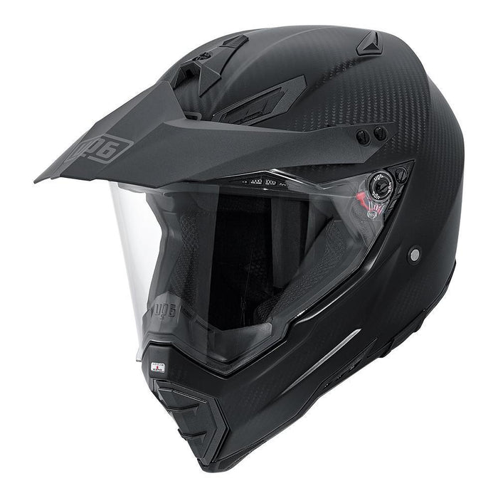 AGV AX-8 DUAL CARBON - SunstateMC