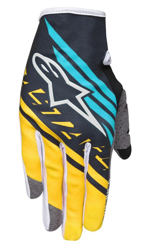 2015 RACER SUPERMATIC GLOVES - SunstateMC