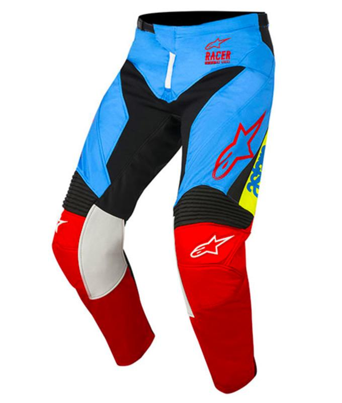 2018 RACER SUPERMATIC PANTS - SunstateMC