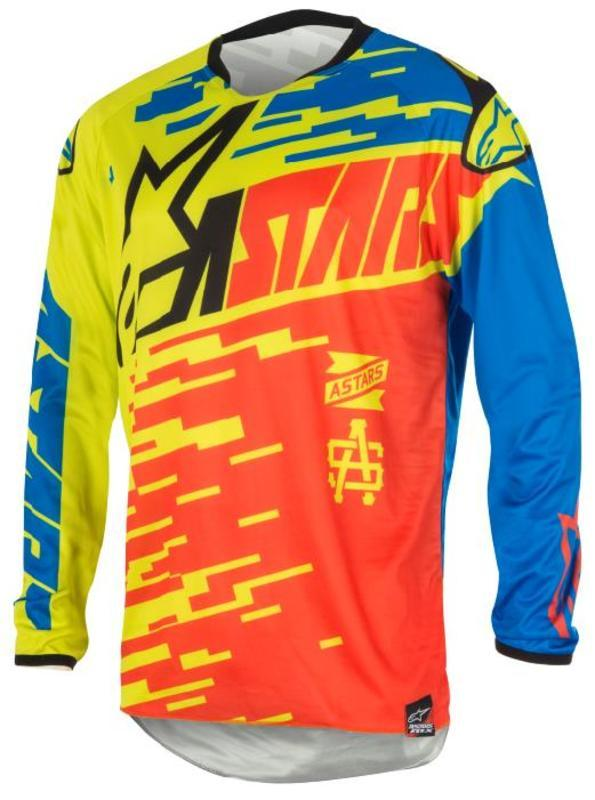 2016 RACER BRAAP JERSEY - SunstateMC