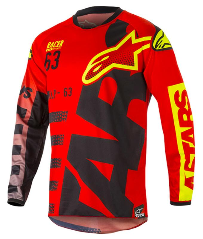 2018 RACER BRAAP JERSEY - SunstateMC