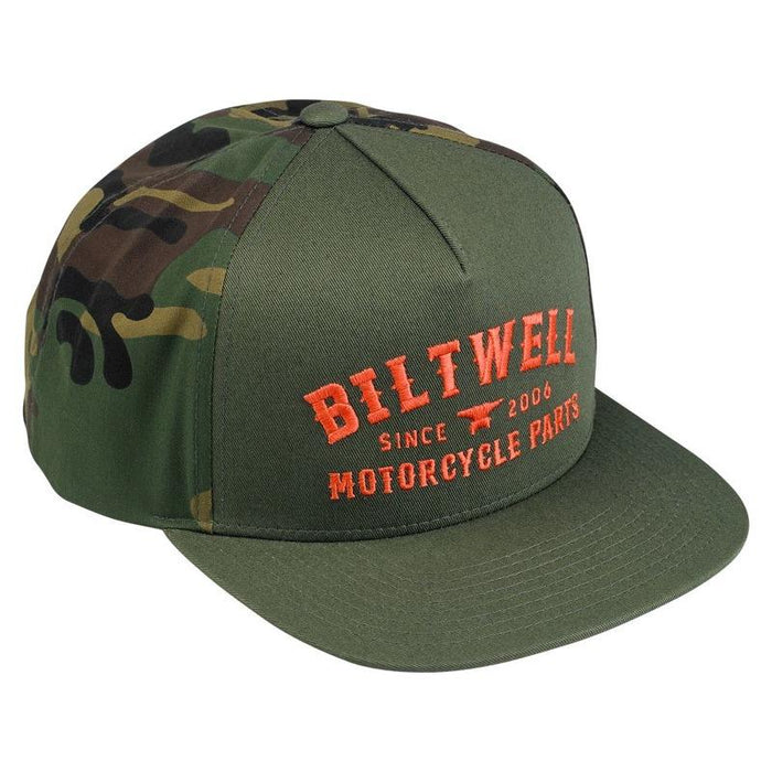 PATROL TRUCKER HAT CAMO - SunstateMC