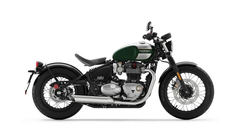 Bobber 1200 - SunstateMC